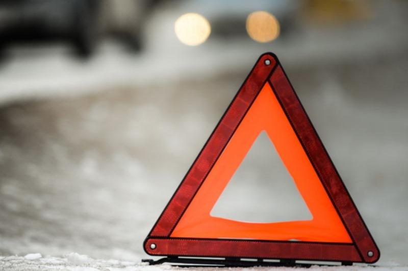 На Загородном шоссе попал в аварию мотоциклист