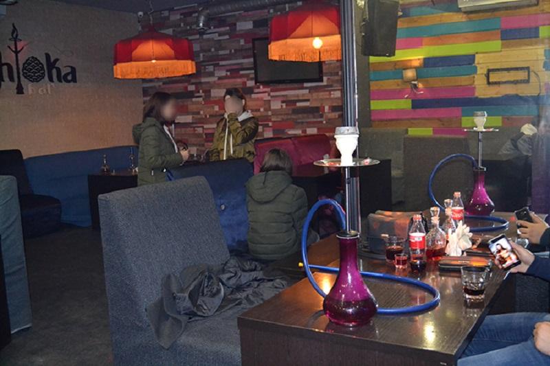В Оренбурге владельца кальянной оштрафовали за громкую музыку
