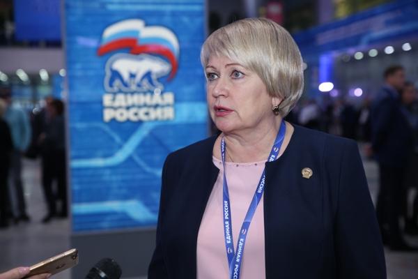 Ольга Березнева рассказала о работе Горсовета в 2019 году