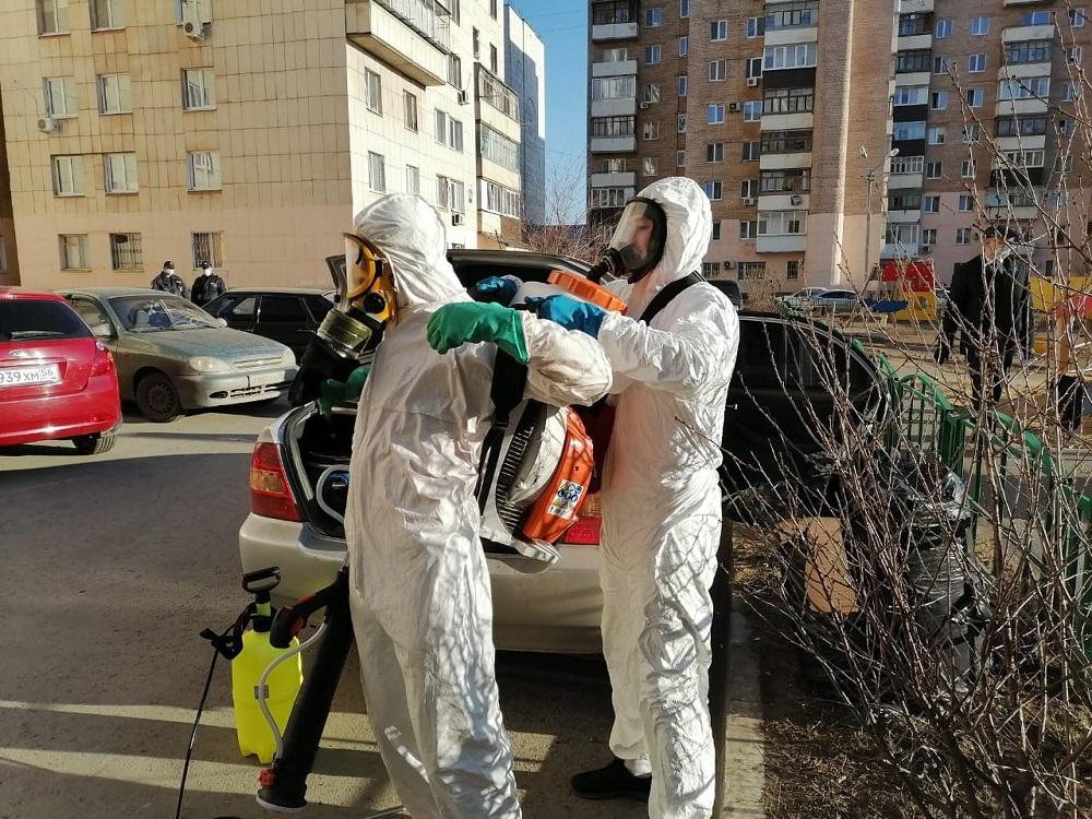 Число заболевших коронавирусом в Оренбурге превысило 500 человек