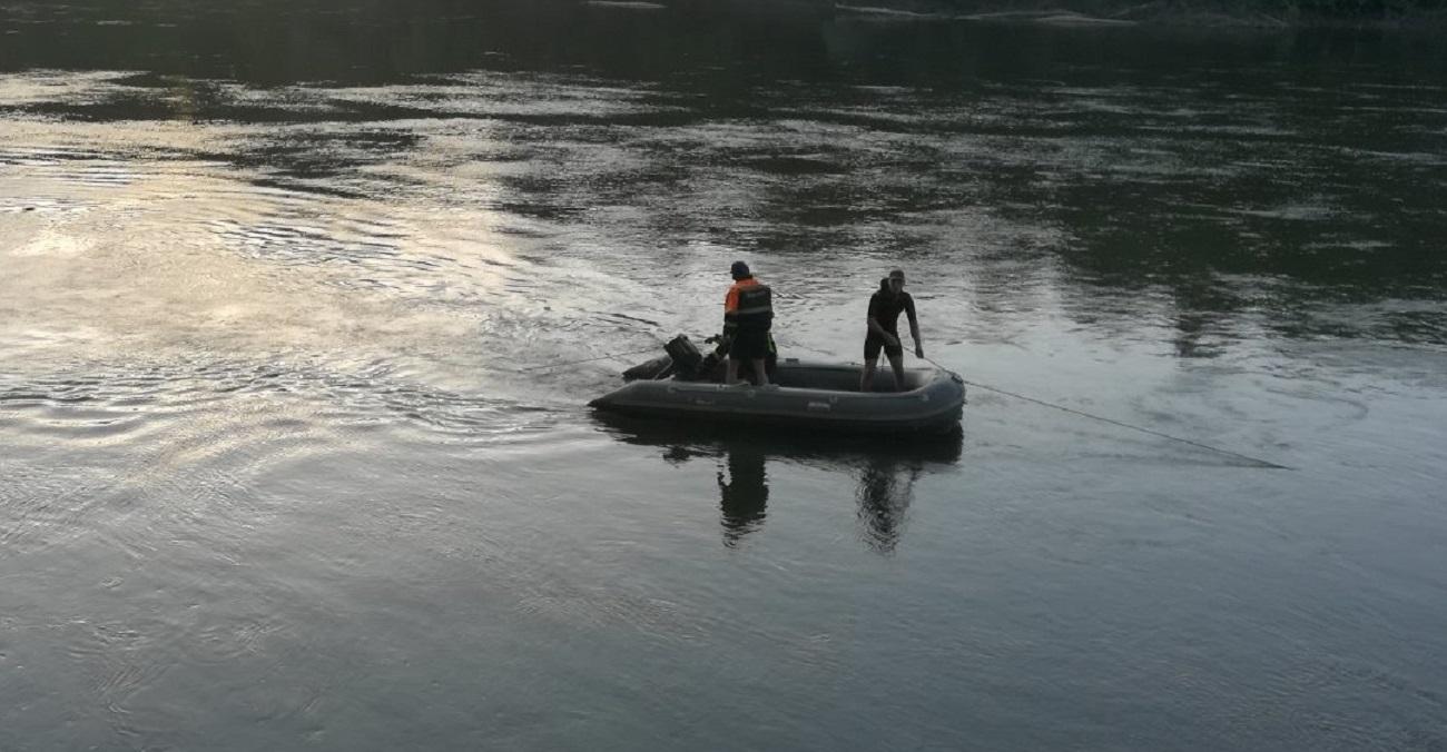 Под Кувандыком водолазы достали тело утонувшего мужчины