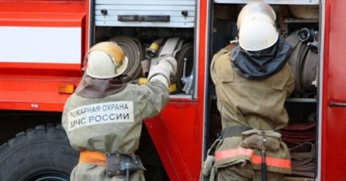 На пожаре под Сорочинском погибли двое мужчин