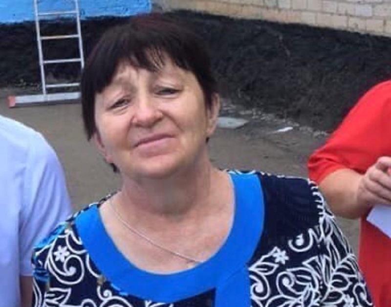 В Оренбурге пропала женщина с веснушками на лице