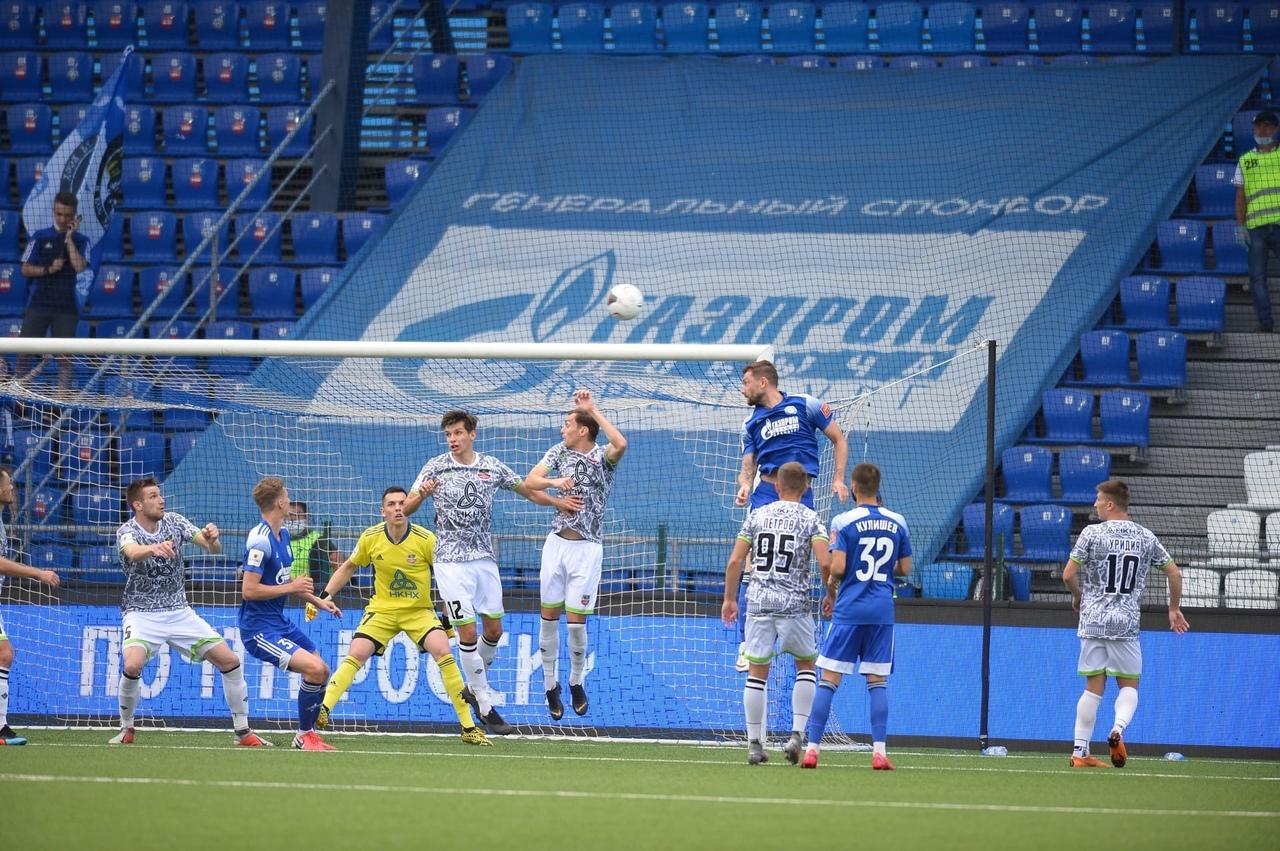 Роспотребнадзор запретил пускать зрителей на матчи «Оренбурга»