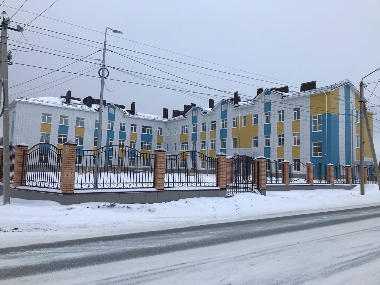 Новая школа в Пригородном станет филиалом «Европейского лицея». Объект сдадут в марте