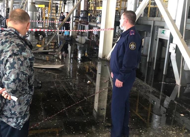 СК возбудил дело по факту гибели рабочего на Сорочинском МЭЗ