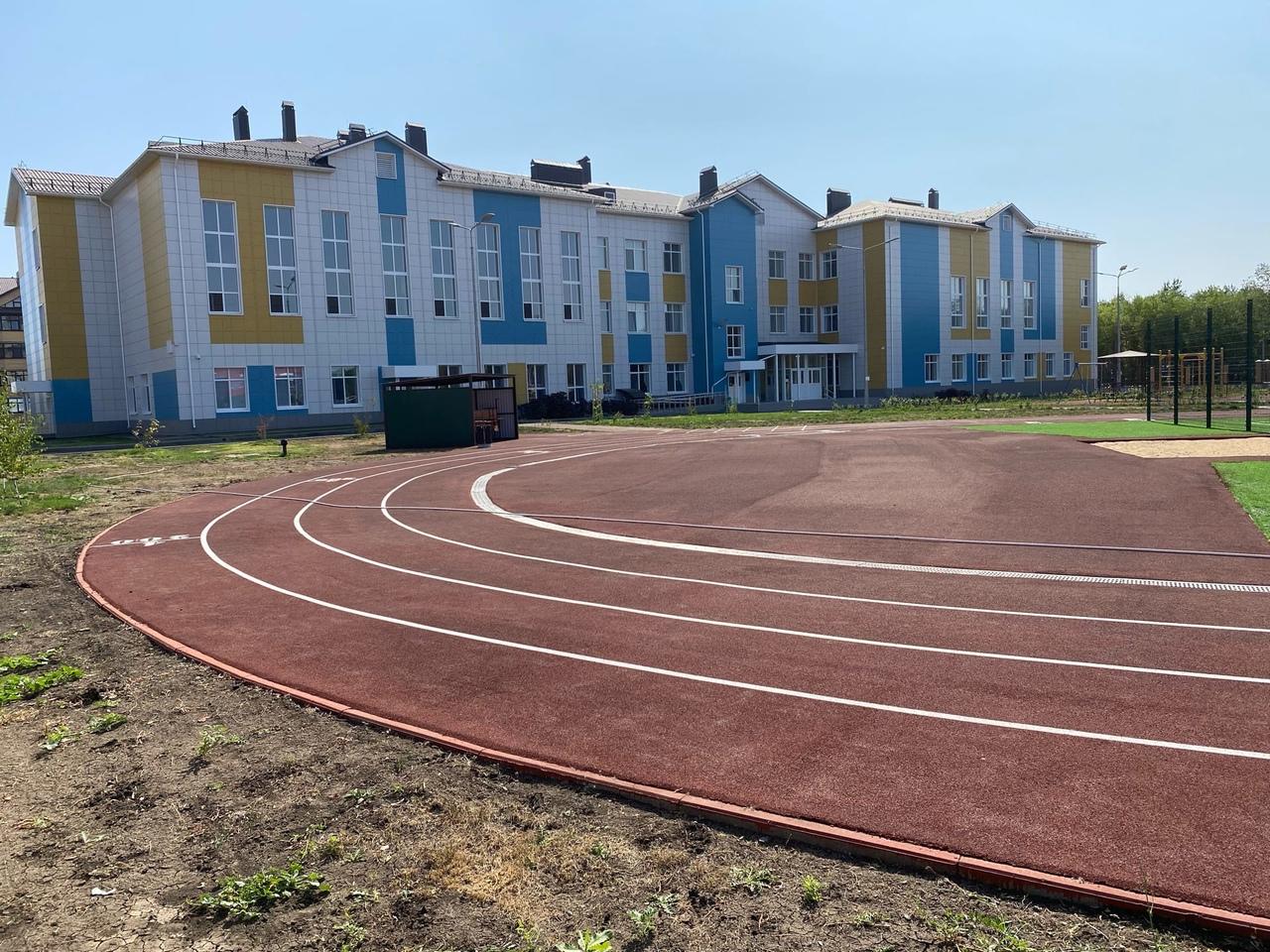 Денис Паслер первого сентября откроет школу в Пригородном