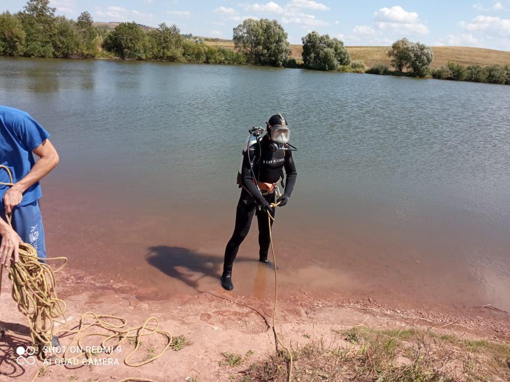 Под Абдулино водолазы достали из Урала утонувшую женщину